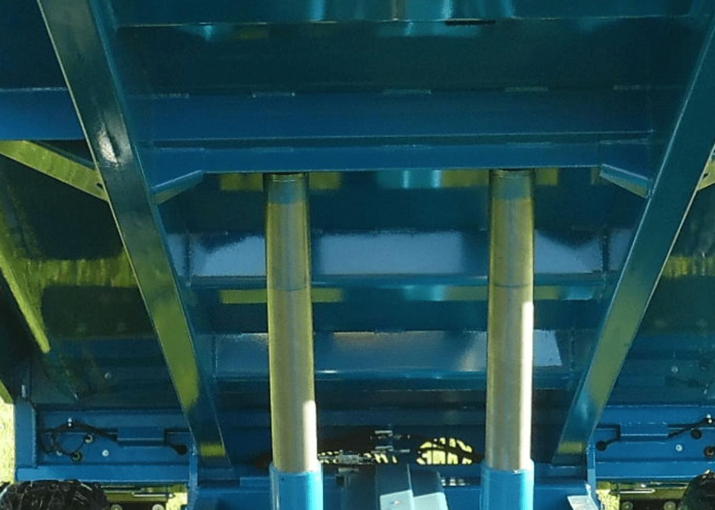 Malarvagn 15 tonna