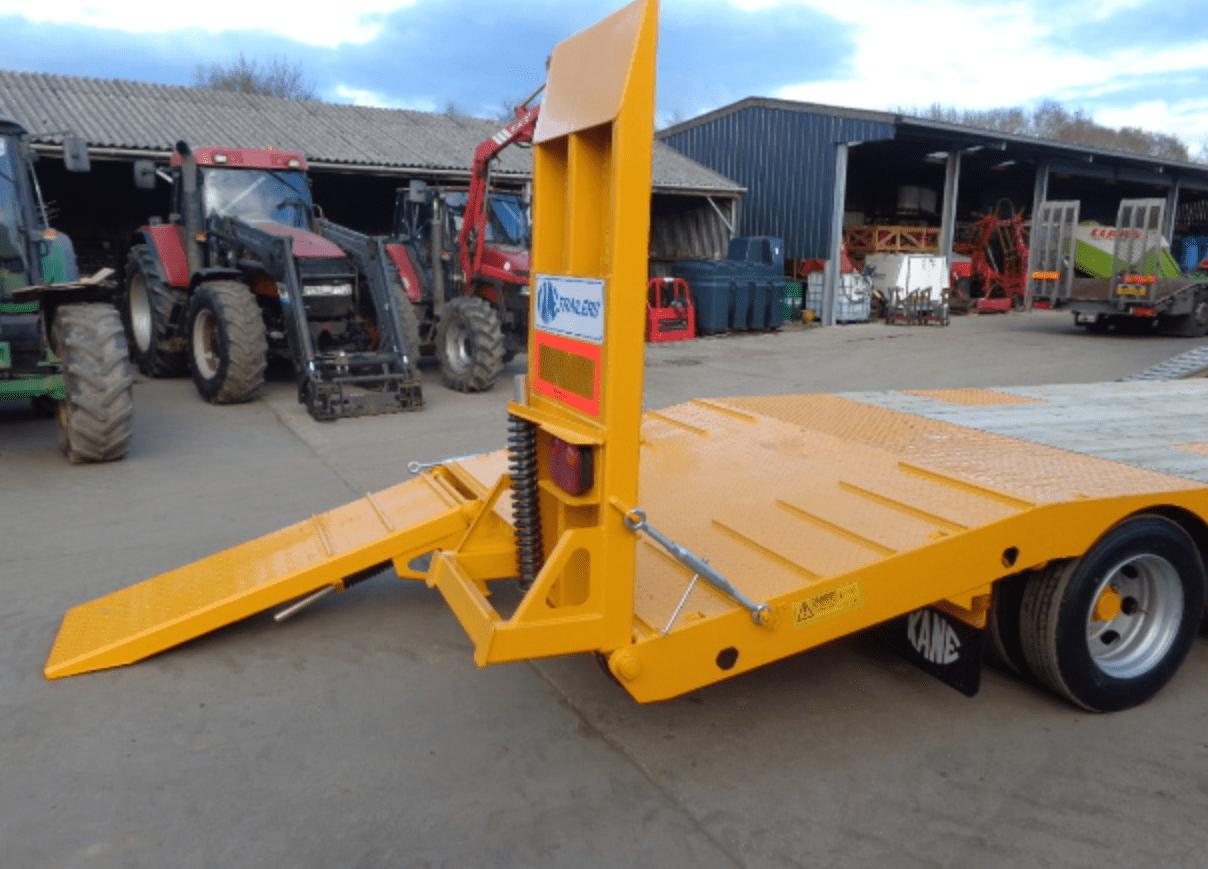 Vélavagn 16 tonna