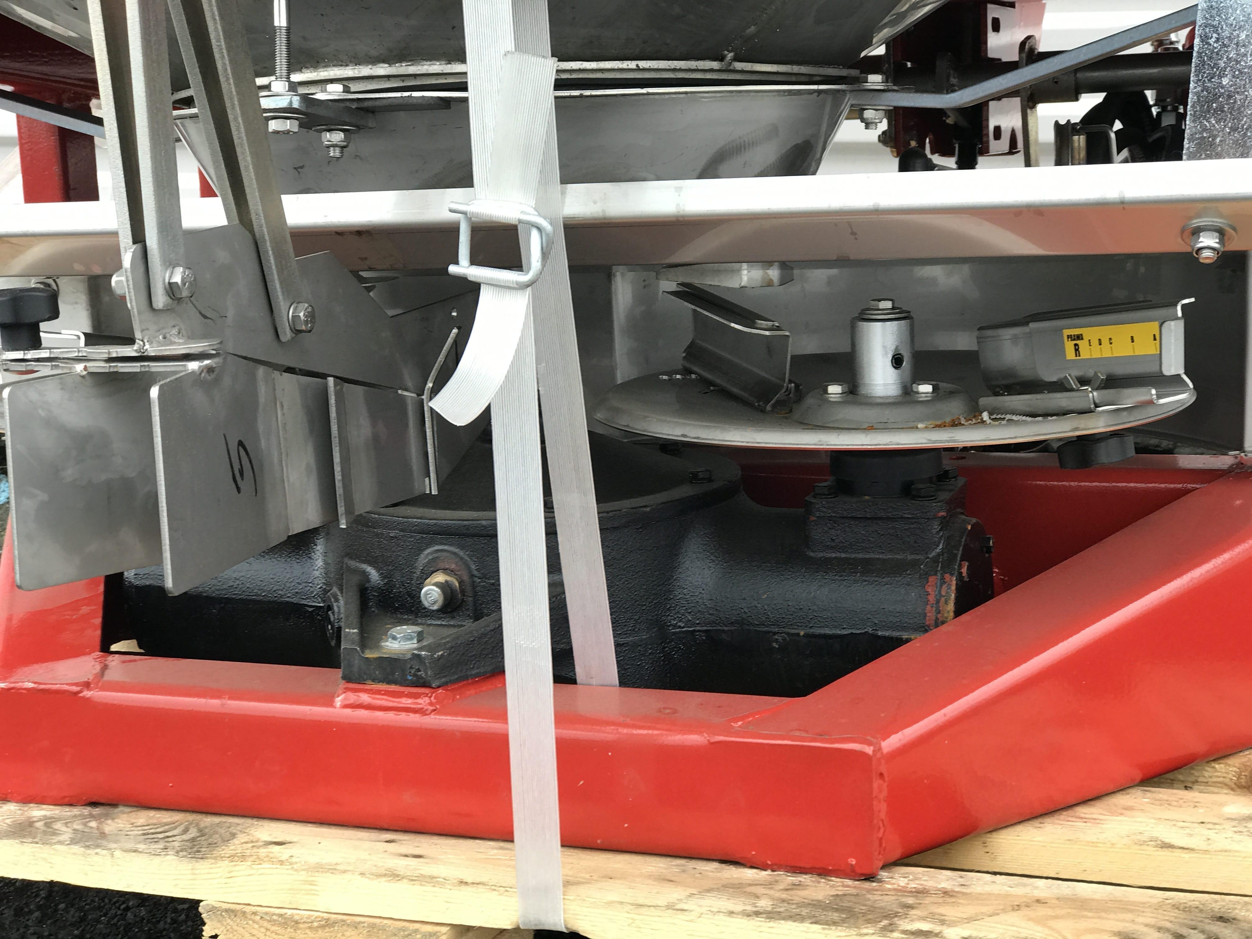 2ja diska dreifari SR 2000 kg